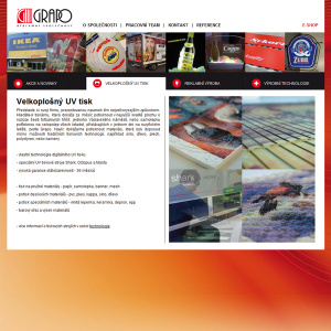 Webdesign: Grapo s.r.o.